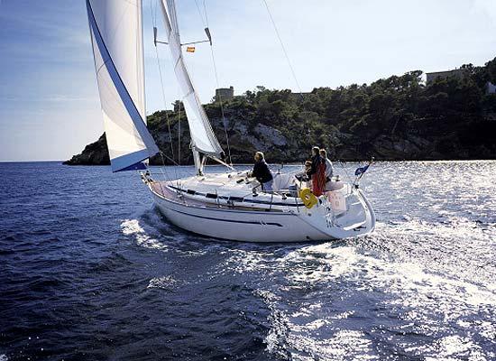 czartery jacht w bavaria 36 blue sails. Black Bedroom Furniture Sets. Home Design Ideas